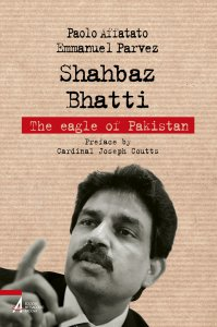 Copertina di 'Shahbaz Bhatti: the Eagle of Pakistan'