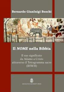 Copertina di 'Il NOME nella Bibbia'