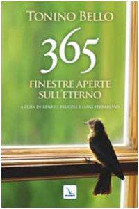 Copertina di '365 finestre aperte sull'eterno'