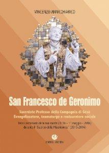 Copertina di 'San Francesco de Geronimo'