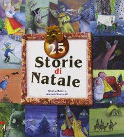 Copertina di '25 storie di Natale'