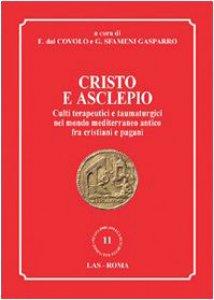 Copertina di 'Cristo e Asclepio'
