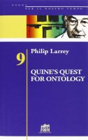 Quine's Quest for Ontology