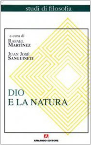 Copertina di 'Dio e la natura'