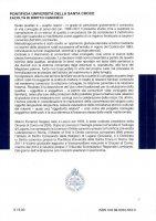 Immagine di 'La qualitas nel can. 1098 CIC: determinazioni giurisprudenziali'