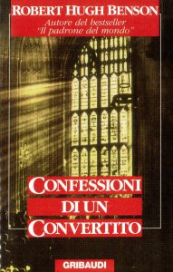 Copertina di 'Confessioni di un convertito'