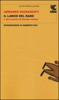 Il lancio del nano e altri esercizi di filosofia minima - Massarenti Armando