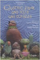 Quattro zampe, una testa, una corazza. Con DVD-ROM - Mattiangeli Susanna, Maruotti Gianluca