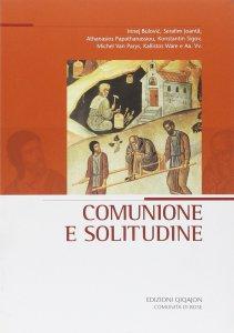 Copertina di 'Comunione e solitudine'