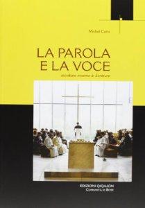 Copertina di 'La Parola e la voce'