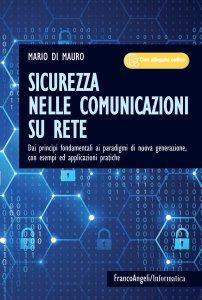 Copertina di 'Sicurezza nelle comunicazioni su rete'