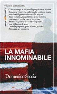Copertina di 'La mafia innominabile'