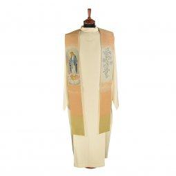 Copertina di 'Stola mariana con giglio e Madonna miracolosa'