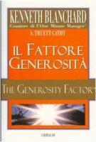 Il fattore generosità - Blanchard Kenneth