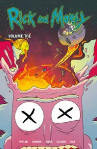 Copertina di 'Rick & Morty'