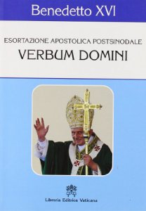 Copertina di 'Verbum domini esortazione apostolica'