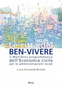 Copertina di 'Le città del ben-vivere'