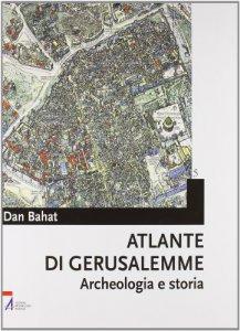 Copertina di 'Atlante di Gerusalemme'