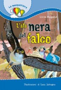 Copertina di 'L'ala nera del falco'