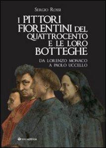 Copertina di 'Pittori fiorentini del Quattrocento e le loro botteghe'
