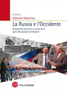 Copertina di 'La Russia e l'Occidente'