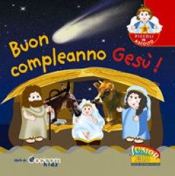 Copertina di 'Buon compleanno Gesù!'