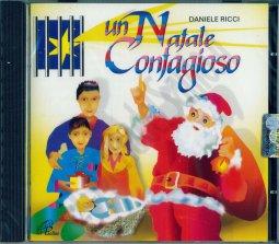 Copertina di 'Un Natale contagioso (bambini  ragazzi 8-13 anni)'