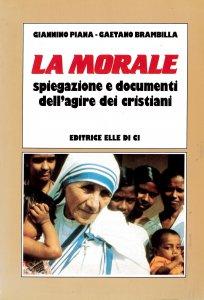Copertina di 'La morale'
