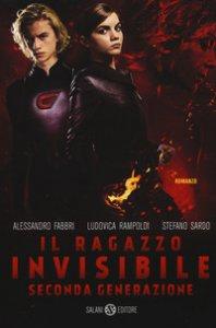 Copertina di 'Il ragazzo invisibile. Seconda generazione'