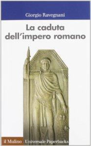 Copertina di 'La caduta dell'impero romano'
