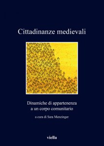 Copertina di 'Cittadinanze medievali'