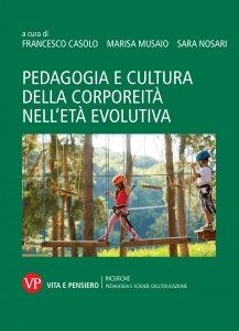 Copertina di 'Pedagogia e cultura della corporeità nell'età evolutiva'