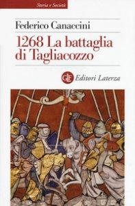 Copertina di '1268. La battaglia di Tagliacozzo'
