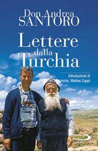 Copertina di 'Lettere dalla Turchia'