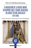 La mediation de la Vierge Marie - Solofoarimanana Herve