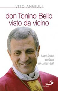 Copertina di 'Don Tonino Bello visto da vicino'
