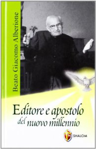 Copertina di 'Beato Giacomo Alberione'