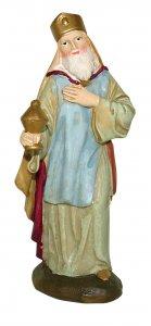 Copertina di 'Re magio Melchiorre Linea Martino Landi - presepe da 16 cm'