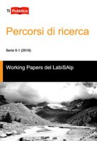 Percorsi di ricerca - Working Papers del LabiSAlp