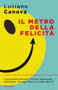 Copertina di 'Il metro della felicità'