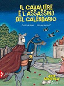 Copertina di 'Il cavaliere e l'assassino del calendario'