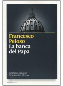 Copertina di 'La banca del papa'