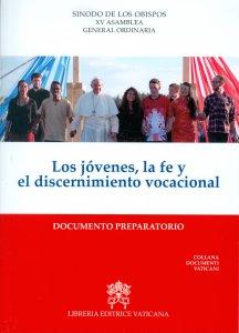 Copertina di 'Los jóvenes, la fe y el discernimiento vocacional'