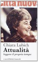 Attualità - Lubich Chiara