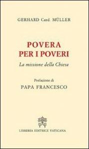 Copertina di 'Povera per i poveri'