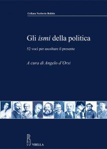 Copertina di 'Gli ismi della politica'