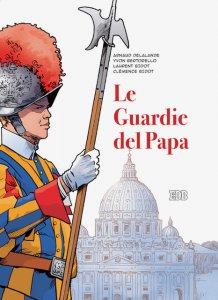 Copertina di 'Le Guardie del Papa'