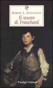 Copertina di 'Il tesoro di Franchard'