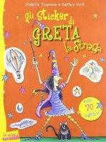Sticker di Greta la strega. (Gli) - Valerie Thomas