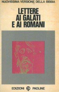 Copertina di 'Lettere ai Galati e ai Romani'